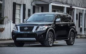 nissan armada 2018 interior 2018 nissan armada news reviews picture galleries and videos