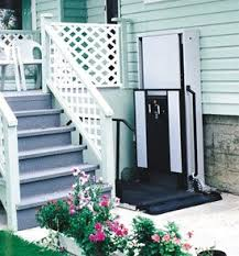 residential wheelchair lifts handicapped accessible vertical
