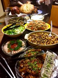 korean food for thanksgiving kimchimari