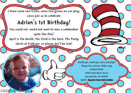 stuff n such by lisa dr seuss birthday invitation and a giveaway