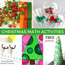 math activities and math stem challenges for