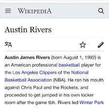 bleacher report on twitter wikipedia pages for clint capela