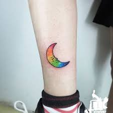 best 25 rainbow tattoos ideas on pinterest colorful bird