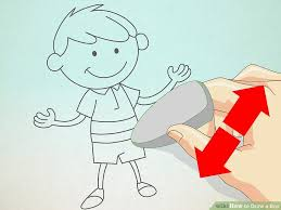 draw boy 14 steps pictures wikihow
