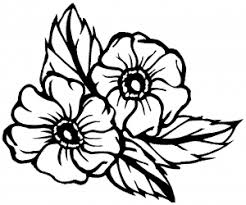design flower rose drawing cherokee rose corner design car or truck window decal sticker rad