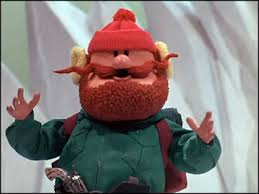 yukon sam from rudolph yukon cornelius explorer looking for
