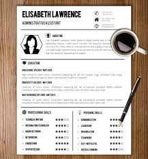 Creative Resume Templates Word Modern Resume Template Cover Letter Word Cv Template Us