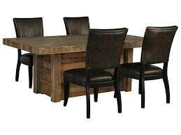 Dining Room Tables Set Signature Design By Ashley Sommerford 5 Piece Rectangular Dining