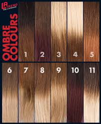 Two Tone Ombre Hair Extensions by La Trend Hair Extensions