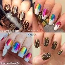 maniswap with elie keely u0027s nails