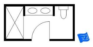 9ft x 5ft master bathroom floor plan with shower master