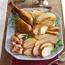 make ahead turkey and gravy recipe taste of home