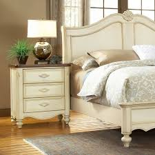 French White Bedroom Furniture by Chateau French Country Sleigh Bedroom Set Dcg Stores