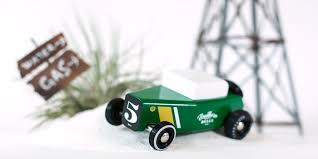 savvy reason this wooden toy car company works with auto suppliers