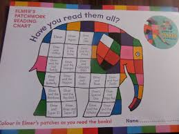 Patchwork Elephant Book - madhouse family reviews happy 25th birthday elmer the patchwork