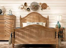 Coastal Bed Frame Style Made Simple Coastal Decor Raymour And Flanigan Furniture
