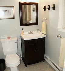 easy bathroom makeover ideas easy bathroom decorating ideas collect this idea painted vanity30
