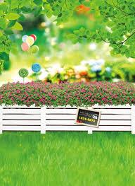 wedding backdrop grass online shop 1x1 5m vinyl photography backdrop photo garden balloon