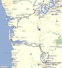 Columbia River Map Columbia River Don Moe U0027s Travel Website