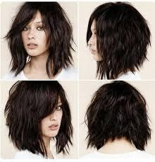 glamorous styles for medium grey hair image result for shag hairstyles for medium hair going gray hair