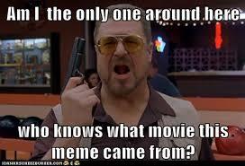 The Big Lebowski Meme - flick chicks review the big lebowski 1998