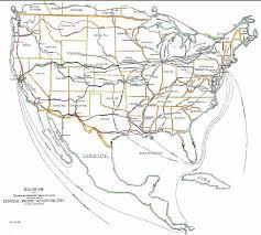 new england central railroad map transcontinental railroad wikipedia