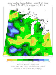 Illinois State University Map by Hydroclim Minnesota For Early September 2015 Minnesota Dnr