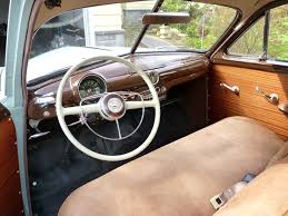 1940 Ford Pickup Interior 1950 Ford Country Squire Woodie Station Wagon