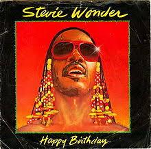 stevie wonder happy birthday happy birthday stevie wonder song wikipedia