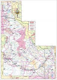 map us idaho maps publications visit idaho