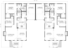 fordshire southern duplex plan 055d 0365 house plans and more