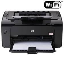 Super Impressora HP LaserJet Pro P1102w com ePrint - Wireless - Laser no  @TW69