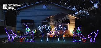 tampa halloween lighting and decor decorating elves