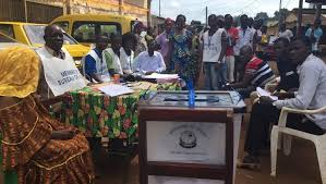 r駸ultats par bureau de vote spécial guinée forte affluence pour la présidentielle rfi