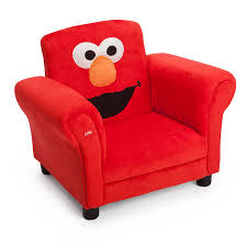 Upholstered Chair by Amazon Com Delta Children Upholstered Chair W Sound Elmo Sesame