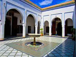 marrakech bahia palace jpg 4000 3000 moroccan architecture