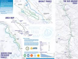 Aspen Map Services Singletrack Maps