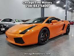 Lamborghini Gallardo Automatic - used cars for sale mccook il 60525 chicago fine motors