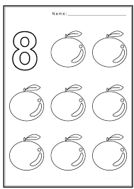 number worksheet crafts and worksheets for preschool toddler and