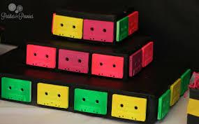 cubes 80s decorations80 s parties 80s decor decoration 80 s decor