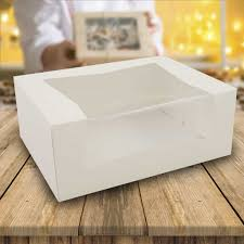 donut boxes donut box with window 9 x 7 x 3 5 in