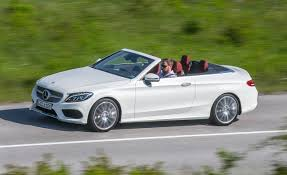 used mercedes convertible 2017 mercedes benz c class cabriolet first drive u2013 review u2013 car