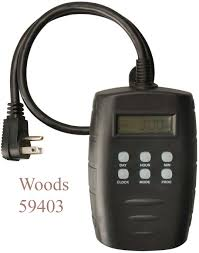 Ge 7 Day 8 Outlet by Outdoor Timers