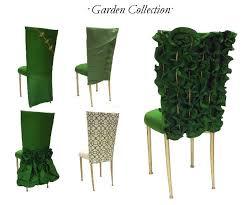 green chair covers silla de jardín colección cubre sillas