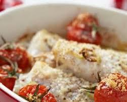 cuisiner la lotte au four recette de gigot de lotte minceur au four et tomates cerise au safran