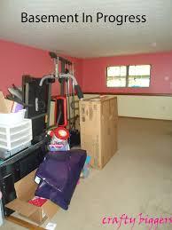 crafty biggers basement to do list