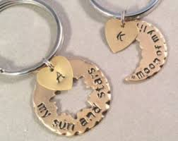 In Memory Of Keychains Hand Stamped Pennies In Memory Of Keychains By Lexiandfriends
