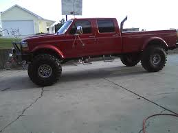 Ford Diesel Turbo Trucks - 1995 f 150 dana 44 sas solid axle swap ford truck club forum