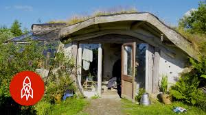 eco friendly diy homes fit for a hobbit youtube