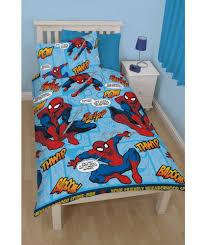 Avengers Duvet Cover Single Buy Ultimate Spider Man Duvet Cover Set Single At Argos Co Uk